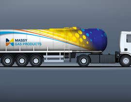 #10 for Design/Mockup for gas tankers by imthex