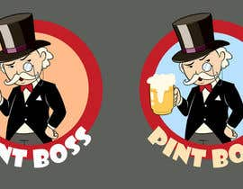 #4 for Ilustrar algo for A character/mascot for a drinking games app by zuart