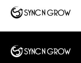 #14 for Design Logo & Favicon For Sync n Grow.com Website by MadaSociety