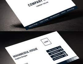 rahabikhan tarafından Design some Business Cards for me için no 9