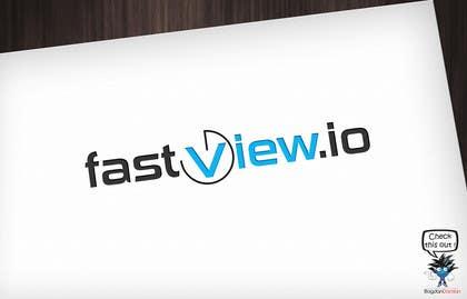 #172 untuk Design a Logo for Fastview.io oleh BDamian