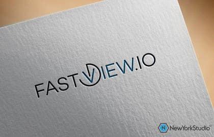 #129 untuk Design a Logo for Fastview.io oleh SergiuDorin