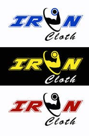 #42 untuk Tank Top design for Iron Cloth oleh w21