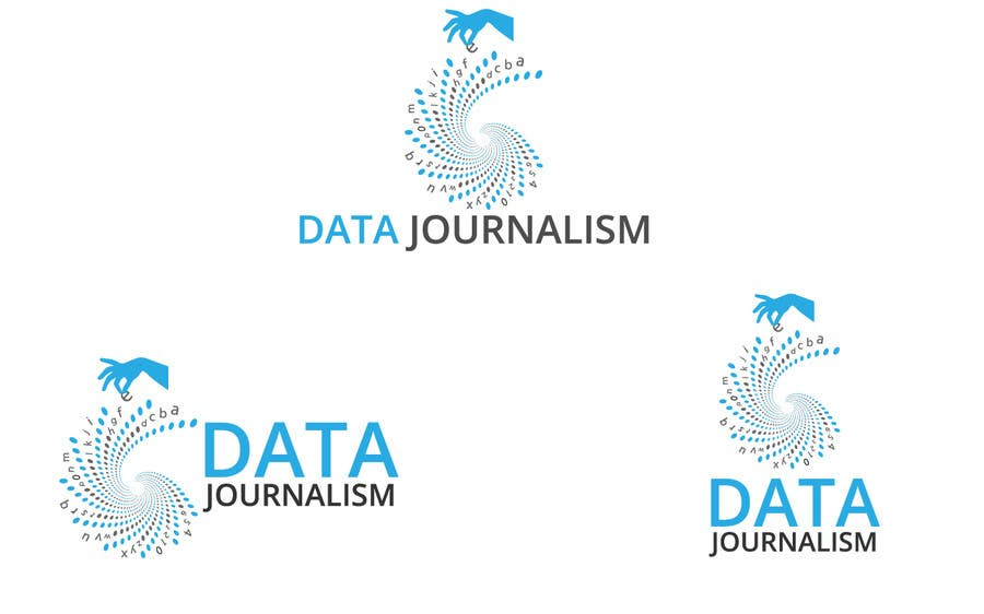 Inscrição nº                                         61                                      do Concurso para                                         Design a Logo for Data Journalism and World Issues Website