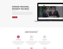 #33 untuk Design 2 pages for website billable oleh htanhdesign