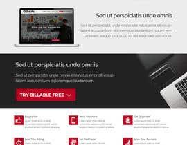 #11 untuk Design 2 pages for website billable oleh marcelocintraa