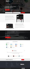 #24 untuk Design 2 pages for website billable oleh kreativeminds