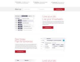 #27 untuk Design 2 pages for website billable oleh nextdesign2007