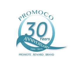 #23 untuk Design a Logo for corporate  30th anniversay oleh kam3dyard