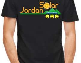 ricardmay tarafından Design a T-Shirt for Solar Company için no 108