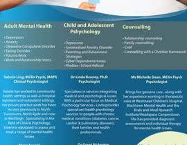 #21 untuk Design a Flyer for Psychology service oleh jassna