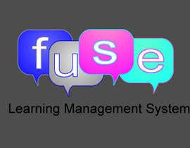 #226 za Logo Design for Fuse Learning Management System od chewdee