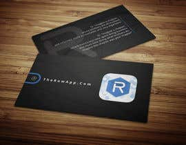 #7 untuk Design some Business Cards for App oleh LIPScreations