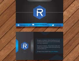 #45 untuk Design some Business Cards for App oleh giangnam45