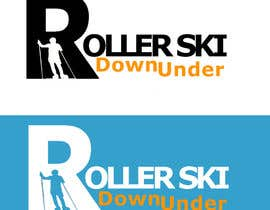 #5 for Design a Logo for Roller ski Down under af giacomonegroni