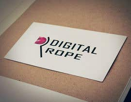 #49 for Design a Logo for Digital Rope af akshaykalangade