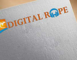 #36 for Design a Logo for Digital Rope af anhvacoi