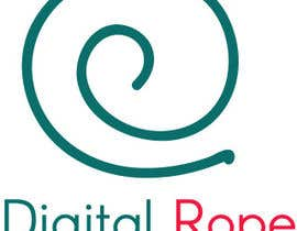 #40 for Design a Logo for Digital Rope af raidipesh40