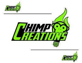 saif95 tarafından Design a Logo for Chimp Creations için no 49