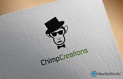 #60 cho Design a Logo for Chimp Creations bởi SergiuDorin