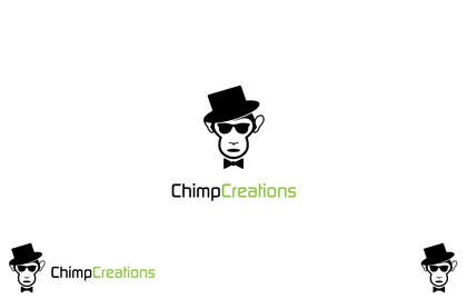 #61 cho Design a Logo for Chimp Creations bởi SergiuDorin
