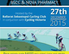 williambeuk tarafından Design a Flyer for Cycling Carnival için no 1