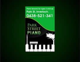 #172 untuk Design a Logo for a Piano Teacher oleh cuongprochelsea