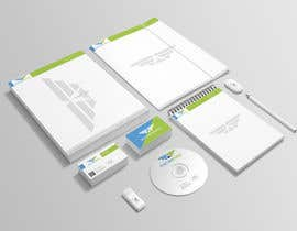 #96 untuk Develop an Identity (logo, font, style, website mockup) for AviationShake oleh thimsbell
