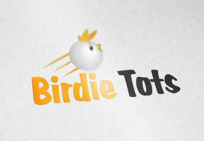 #15 cho Design a Logo for Birdie Tots bởi fisekovic