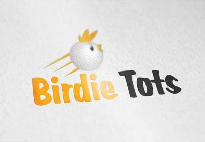 #15 for Design a Logo for Birdie Tots af fisekovic