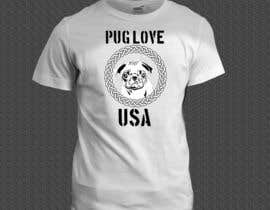 #2 for Design a T-Shirt for PUG Lovers by Lykantrop7
