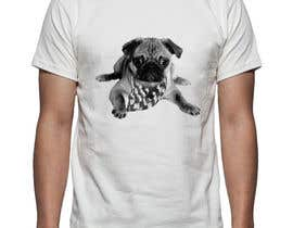 #10 for Design a T-Shirt for PUG Lovers by marijakalina