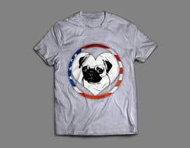 #1 for Design a T-Shirt for PUG Lovers by spiderpvtltd