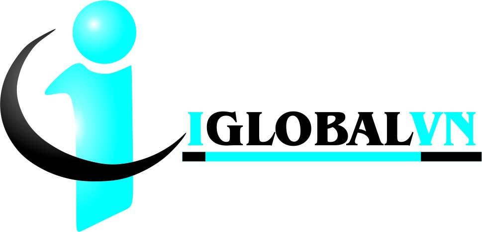 Bài tham dự cuộc thi #22 cho Design a Logo for iglobalvn company