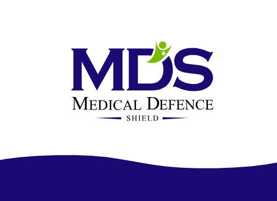 Inscrição nº                                         123                                      do Concurso para                                         Design a new Flat Logo for Medical Defence organisation
