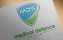 Graphic Design Inscrição do Concurso Nº68 para Design a new Flat Logo for Medical Defence organisation
