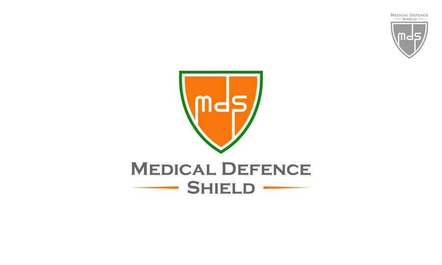 Inscrição nº                                         183                                      do Concurso para                                         Design a new Flat Logo for Medical Defence organisation