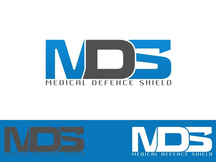 Inscrição nº                                         82                                      do Concurso para                                         Design a new Flat Logo for Medical Defence organisation