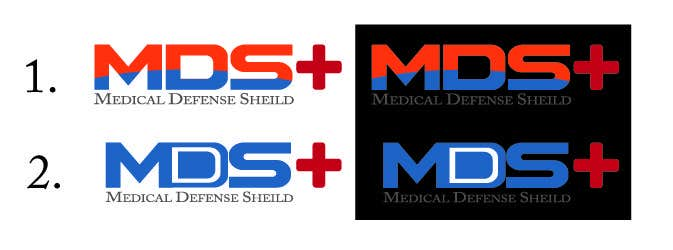 Inscrição nº                                         169                                      do Concurso para                                         Design a new Flat Logo for Medical Defence organisation