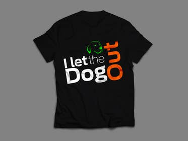 #3 para Dogs Out Tshirt de artworker512