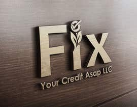 #234 untuk Design a Logo for Fix Your Credit Asap LLC oleh sathishcaddesign