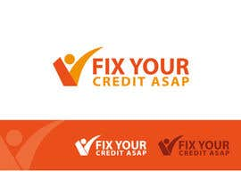 #199 untuk Design a Logo for Fix Your Credit Asap LLC oleh HimawanMaxDesign