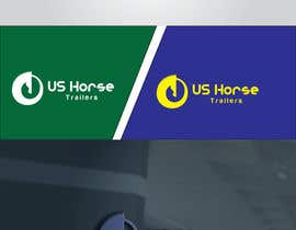 #22 for Design a Logo for US Horse Trailers af blueeyes00099
