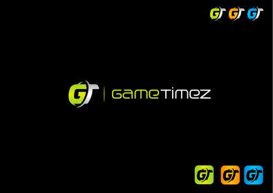 #55 for Design a Logo for GameTimez.com / GameTimez Apps af websdecor