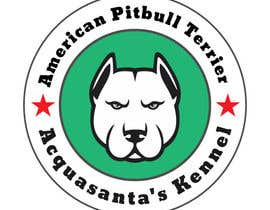 #6 for Design a Logo for American Pitbull Terrier Kennel af nashfin