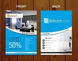 #3 untuk Brilliantblind oleh creazinedesign