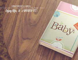 #23 untuk Baby Book Concept Design and Page Layouts oleh apeterpan52