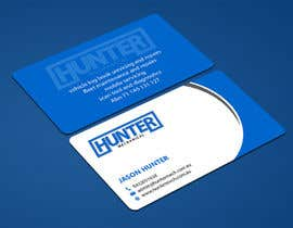 #60 for Design some Business Cards for hunter mechanical by ALLHAJJ17