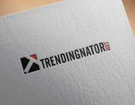 #234 untuk Re-design a Logo for Trendingnator.com oleh abd786vw