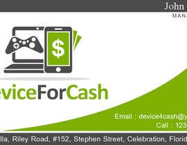 #112 for Design a Logo for DeviceForCash af FreeLander01